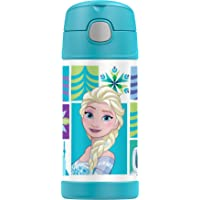 Thermos FUNtainer Vacuum Insulated Drink Bottle, 355ml, Disney Frozen, F4017FZ6AUS