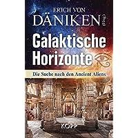 Galaktische Horizonte: Die Suche nach den Ancient Aliens