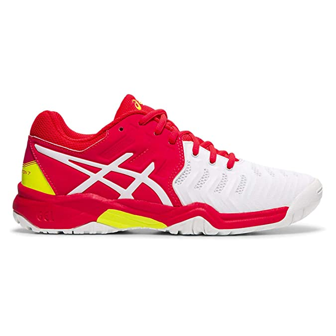ASICS Gel-Resolution 7 GS C700y-116, Zapatillas de Tenis Unisex ...