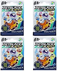 Beyblade Micros Series 3 Blind Bag Pack of 4