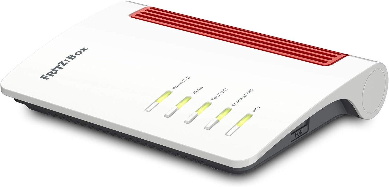 AVM FRITZ!Box 7530 High-End WLAN AC+N Router Dect 100,deutsche Version