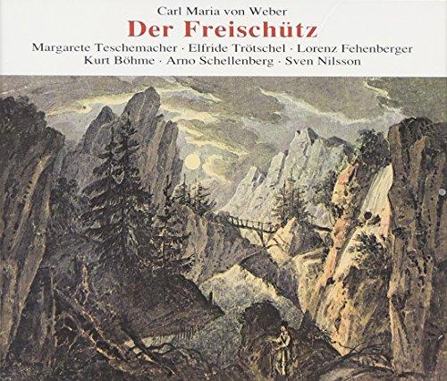 Price comparison product image Weber: Der Freischutz / Elmendorff
