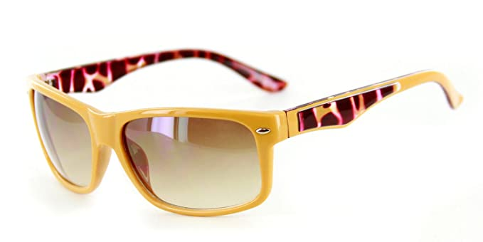 e7a28d438c Go Coastal Sunglasses with Stylish Two Toned Frames with Gradient Medium  Lenses for Men and Women