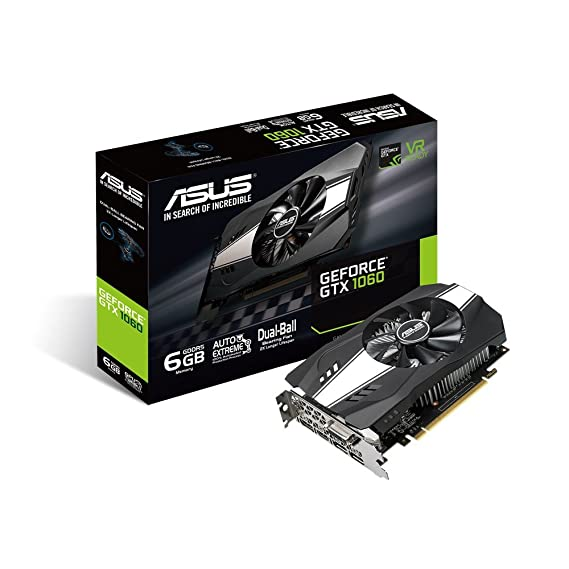 ASUS GTX 1060 6GB GDDR5