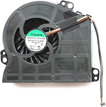 DBTLAP CPU Ventilador compatibles para HP Pavilion 23 All-in-One ...