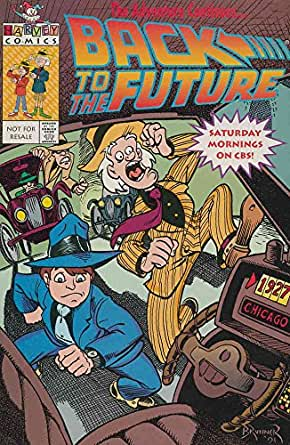 Back to the Future #Special 1 FN ; Harvey comic book