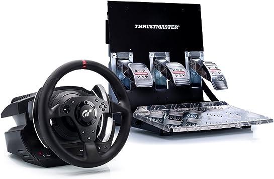 Thrustmaster T500 RS GT6 - Volante - PS3 / PC: Amazon.es: Electrónica