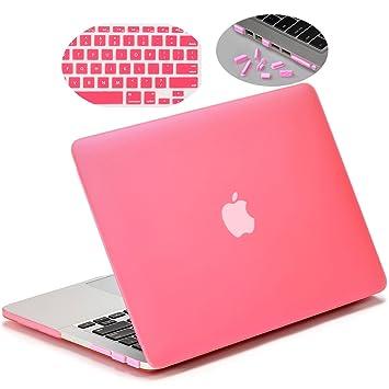 Amazon.com: Lention - Carcasa rígida para MacBook Pro ...