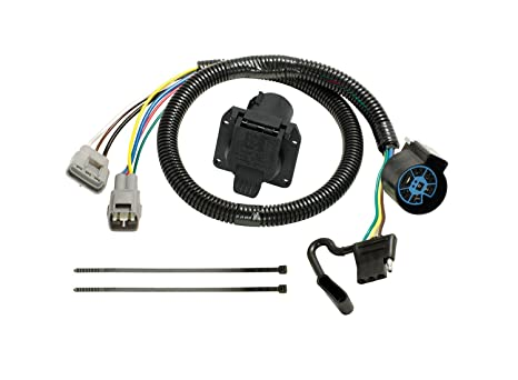 reese trailer wiring harness