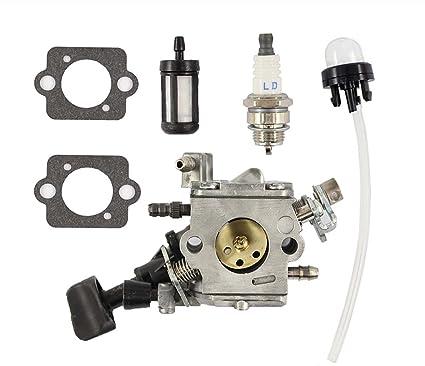 Amazon.com: Carburador para Stihl BR350 BR430 sr430 sr450 ...