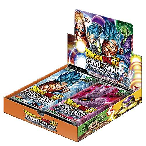 Dragon Ball Z Super Galactic Battle TCG Booster Display Box English (Tcg Series)