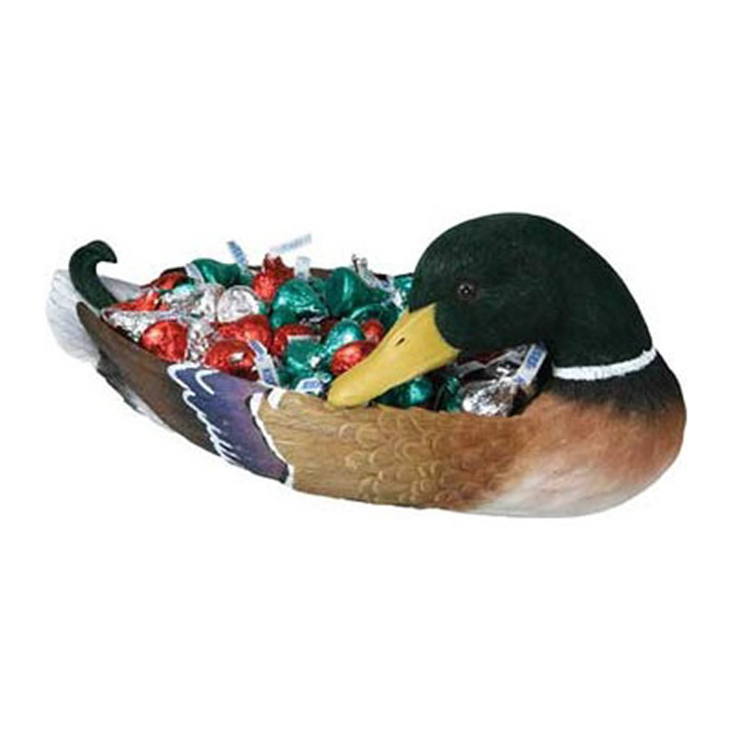 Rivers Edge Products Duck Candy Dish 959