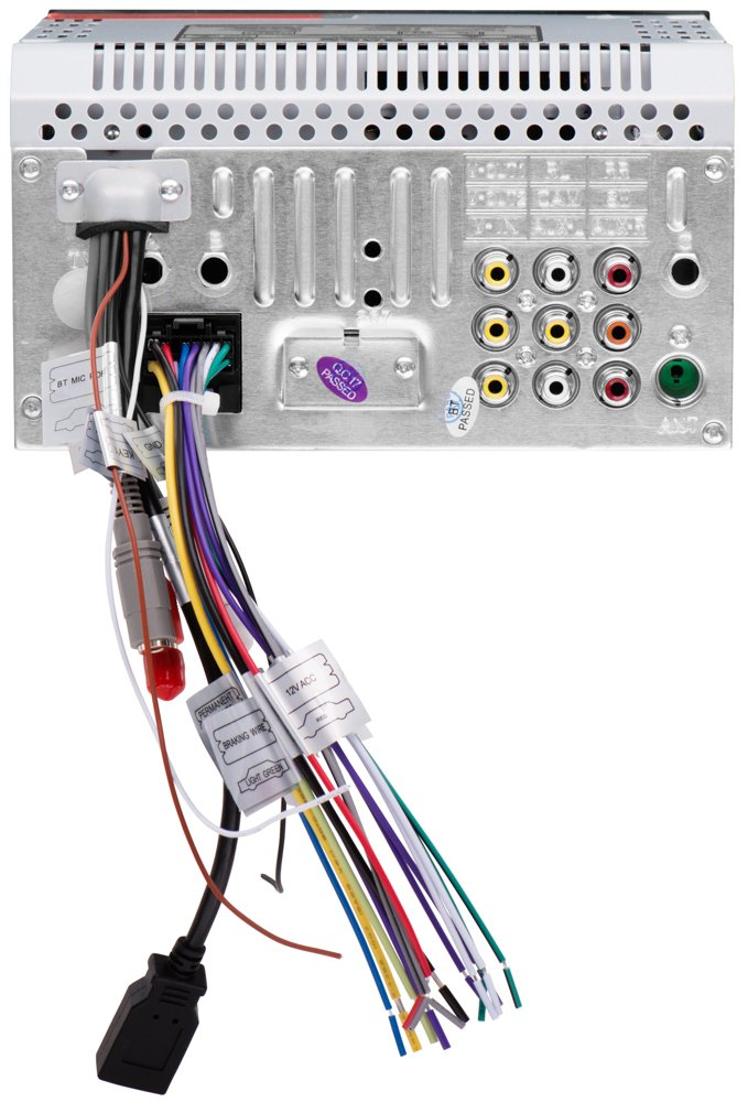 61rbzZtx58L._SL1000_ boss bv9384nv wiring diagram how to install boss backup camera double din wiring harness at bayanpartner.co
