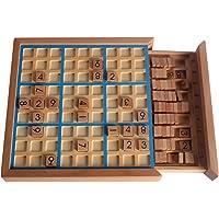 Larcele Madera Sudoku Juegos de Mesa SD-02