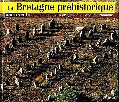 bretagne préhistorique peuplements