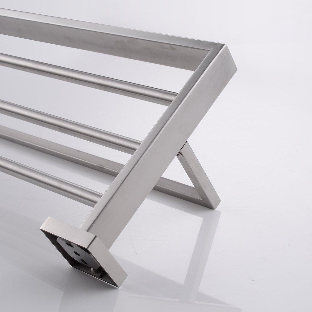 Weare Home Silbern 304 Edelstahl Geburstet Modern Einfach Elegant