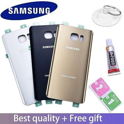 Amazon.com: Samsung - Tapa trasera para Samsung Galaxy Note5 ...