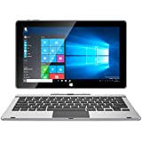 Jumper EZpad 6s Pro 11.6 Inch FHD IPS Screen Tablets PC 2 in 1 Laptop 6GB 128GB Quad Core Processor Windows 10 (with Keyboard)