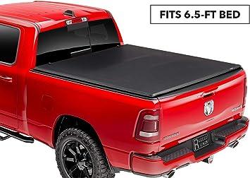 Amazon Com Rugged Liner Premium Soft Folding Truck Bed Tonneau