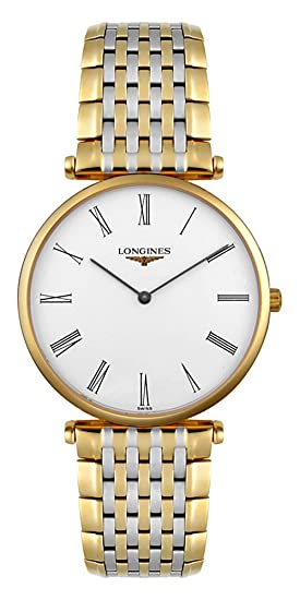 Longines L47092117 L4.709.2.11.7 - Reloj para hombres