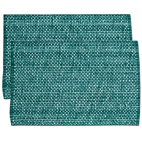 Sweet Home Collection Placemat Turquoise product image