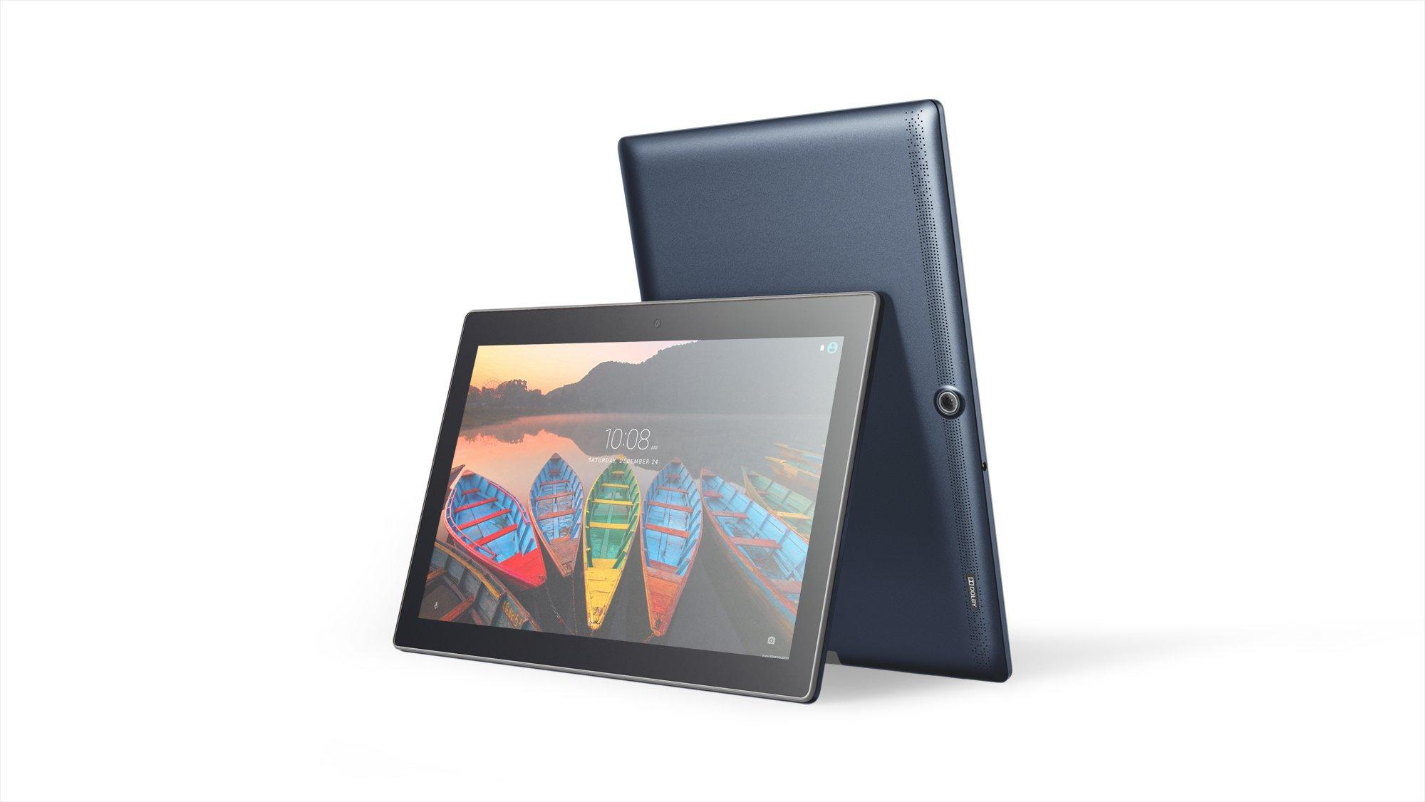 Lenovo Tab 3 Plus - 10.1'' Android Tablet (Qualcomm 1.3GHz Processor, 2 GB RAM, 16 GB SSD, Android 6.0) TB3-X70F