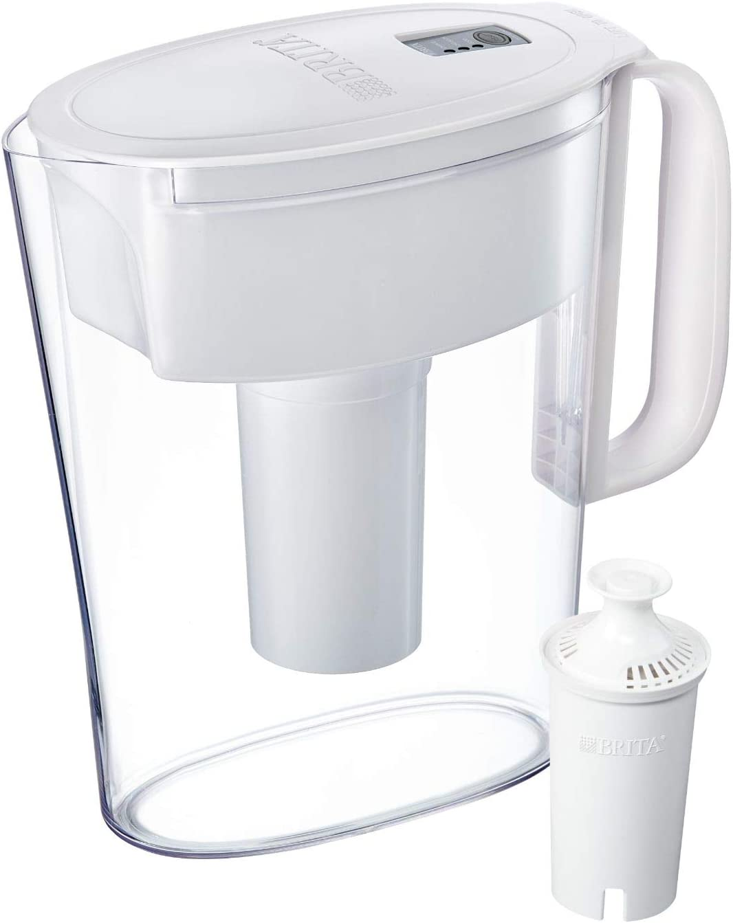 Brita 5 Cup BPA Free Water Filter Pitcher
