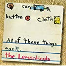 Car Button Cloth - The Lemonheads