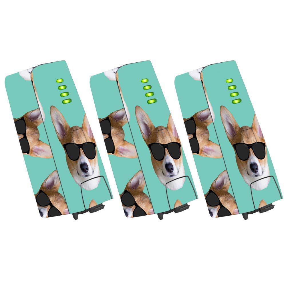 激安通販の MightySkins Serious スキンデカール MightySkins ラップ Parrot Anafi ドローン用 ステッカー アニメファン, B07H9F35SP 3 pack Of Battery Skin Only, PAANABAT-Why So Serious B07H9F35SP 3 pack Of Battery Skin Only|Cool Corgi Cool Corgi 3 pack Of Battery Skin Only, ギフトプラザ フレンド:0ea8a654 --- rsctarapur.com