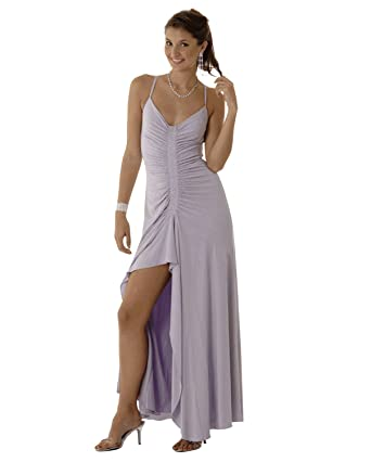 Amazoncom Ruched Sparkly Formal Or Prom Dress 9110 Clothing