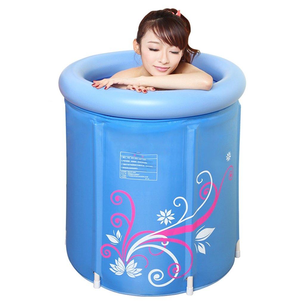 AMOS Secchio gonfiabile per bambini gonfiabile per il nuoto in piscina per bambini ( dimensioni : S 58*65 cm ) DENG