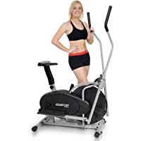 Powertrain 2-in-1 Elliptical cross trainer and exercise bike