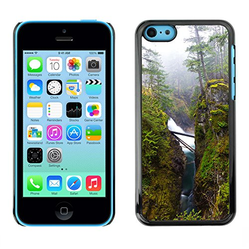 Premio Sottile Slim Cassa Custodia Case Cover Shell // F00005561 Île de Vancouver // Apple iPhone 5C