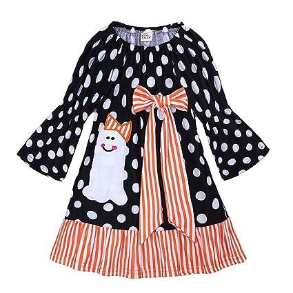 XOXO Precioso Traje de Pijama de Manga Larga Pijama de niña niño 100% algodón Fiesta