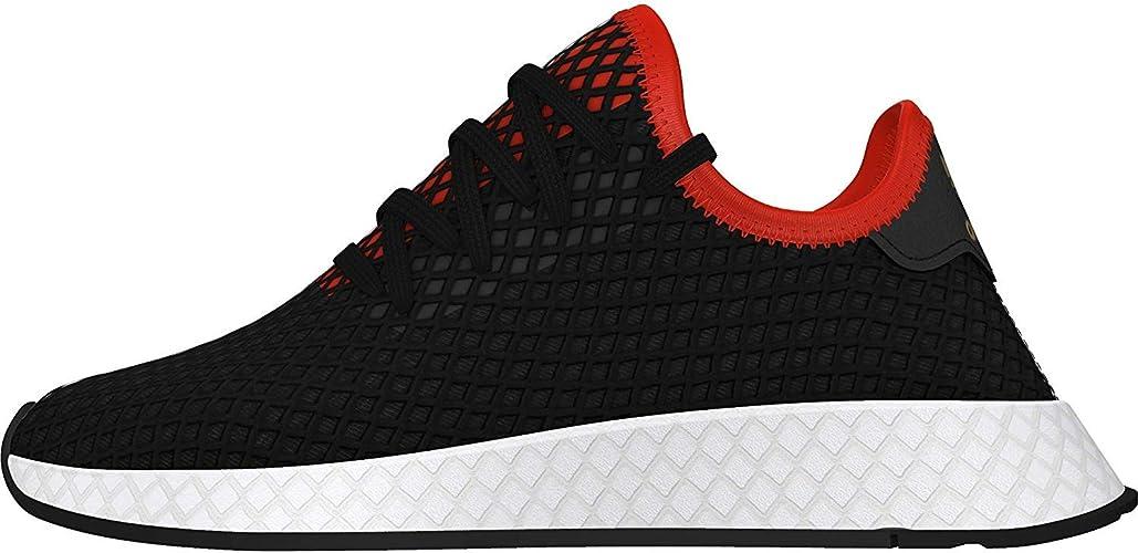 adidas Deerupt Runner Basket Mode Garçon Noir, 36: