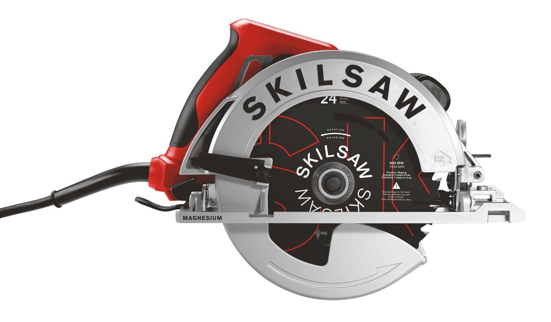 SKILSAW SPT67WL-01 15 Amp 7-1 4 In. Sidewinder Circular Saw