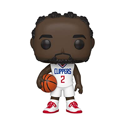 Funko POP! NBA: Clippers - Kawhi Leonard: Toys & Games