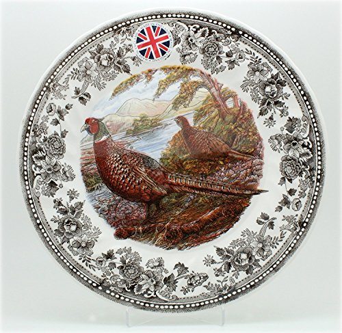 - Queen's Quintessential Game Collection Pheasant / Set of 4 (Salad Plates)