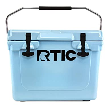 RTIC Cooler, 20 qt (Blue)