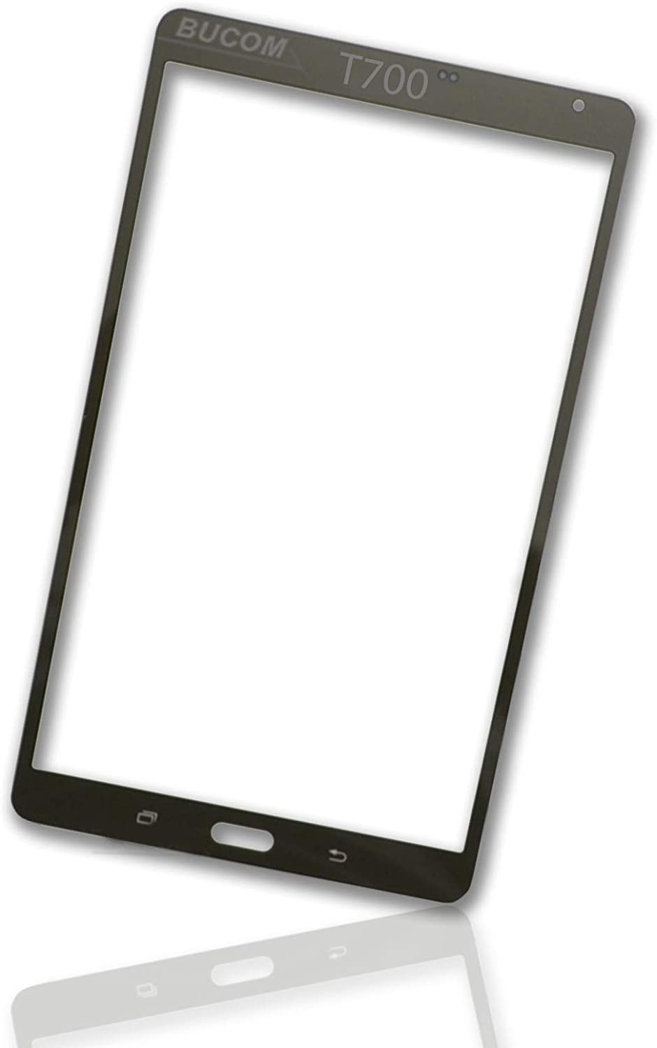 Black Front Glass Lens Touch Screen Replace For Samsung Tab S 8.4 SM-T700