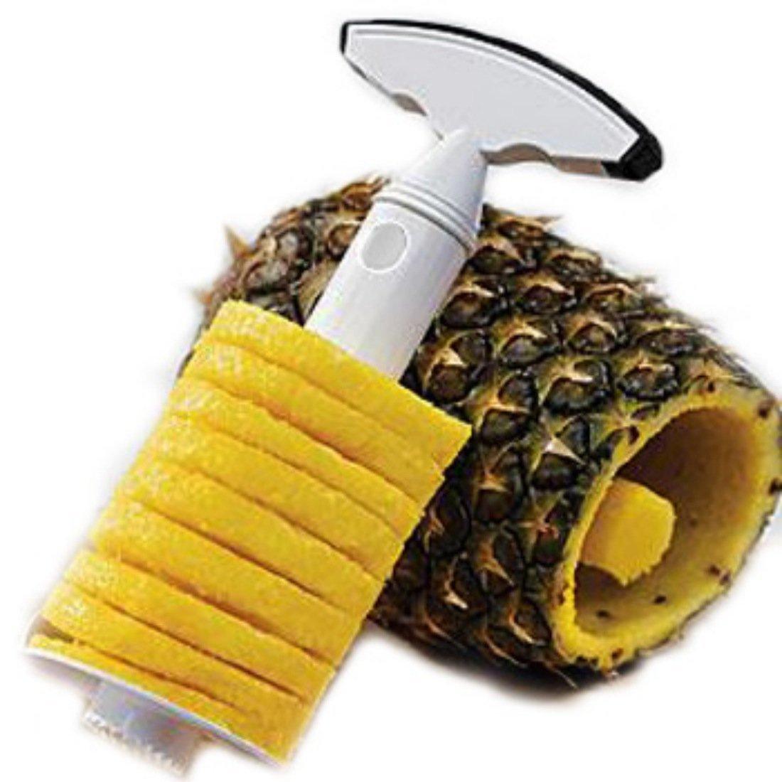 BlueBeach Fruit Pineapple Corer Slicer Peeler Cutter Parer fruit-1