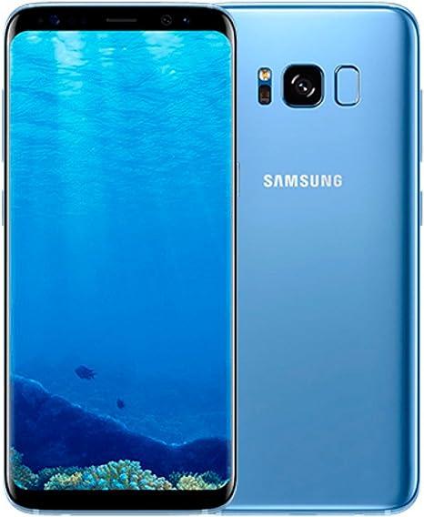 Samsung Galaxy S8 Plus LTE 64GB SM-G955F Azul SIM Free: Amazon.es: Electrónica