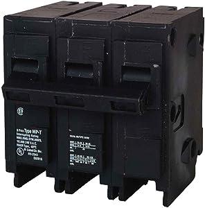 MP360 60-Amp Three Pole Type MP-T Circuit Breaker