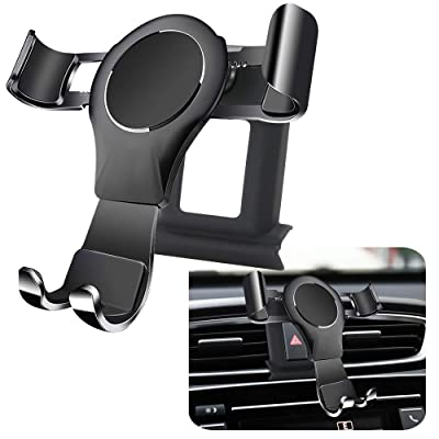 LUNQIN Car Phone Holder for Honda CR-V CRV SUV 2020-2020 Auto Accessories Navigation Bracket Interior Decoration Mobile Cell Phone Mount