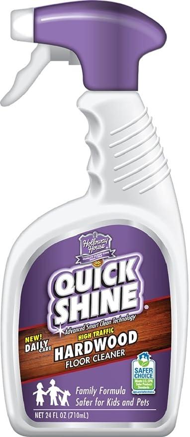 Amazon Quick Shine 1208 00024u Daily Hardwood Floor Cleaner