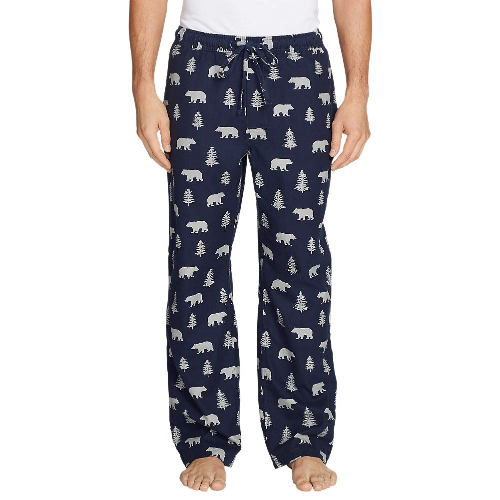 Eddie Bauer Men's Flannel Sleep Pants 43727