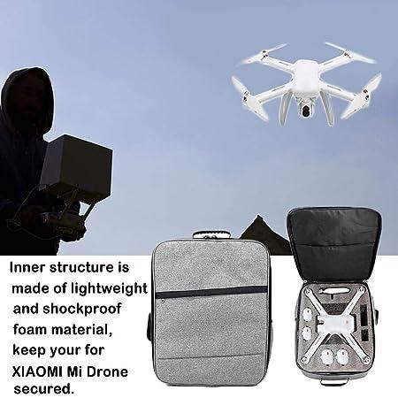 Mochila para drones Mochila XIAOMI 4K Drone impermeable a prueba ...