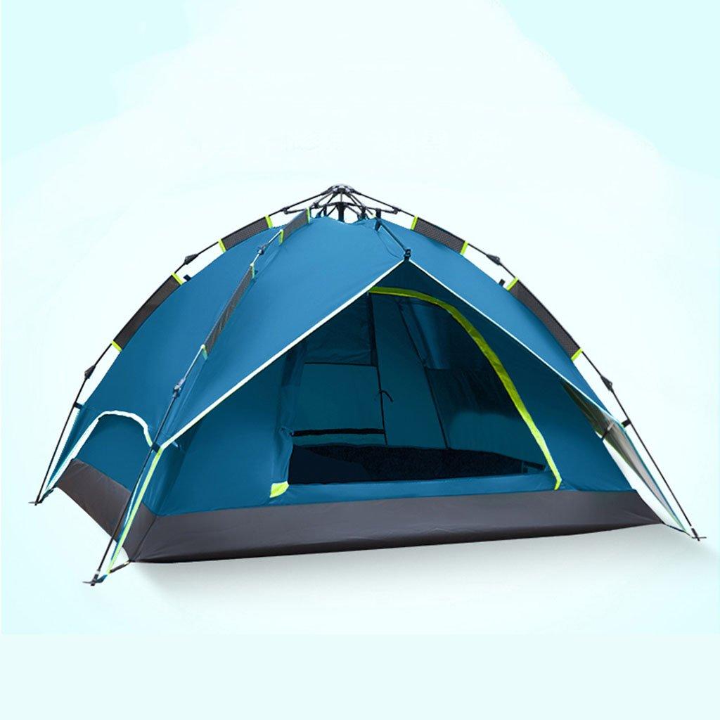 TENT-L ZP Zelt, automatische Familie regendicht Familie automatische Outdoor Camping Zelt huwaizhangpeng (Farbe : 3) e42d1f