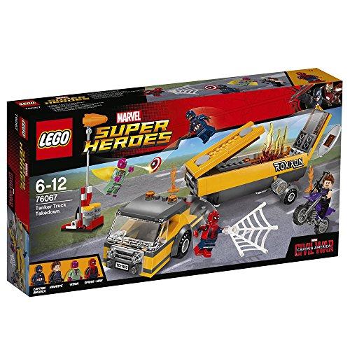 LEGO Superheroes 76067 Tanker Truck Takedown