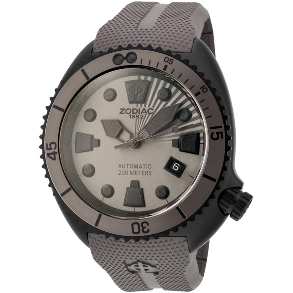 Zodiac Oceanaire Automatic, Durable, Rubber, Automatic, Water-resistant